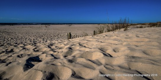 Top of the Dunes,  Lands End on the bogue Banks.